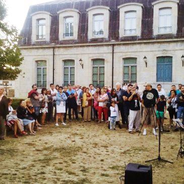 El III encuentro de mujeres poetas 'Villa de Piedrahíta' convocó a un centenar de personas