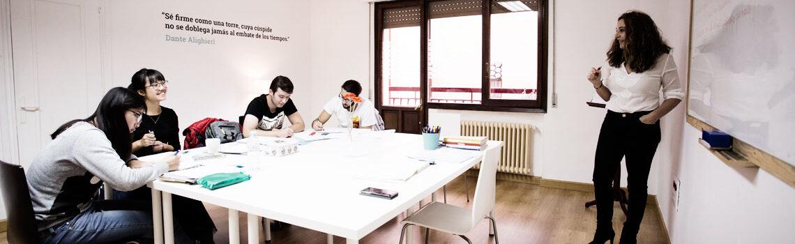 escuela de idiomas madrid online